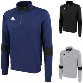 Sweat 1/4 zip Forli