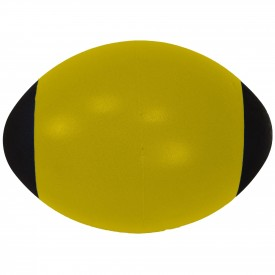 Ballon Mousse Rugby Jaune - Sporti 067304