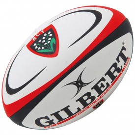 Ballon Replica RC Toulon Officiel - Gilbert 48422605