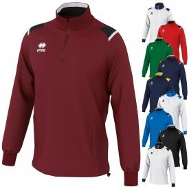 Sweat 1/4 zip Lars Errea