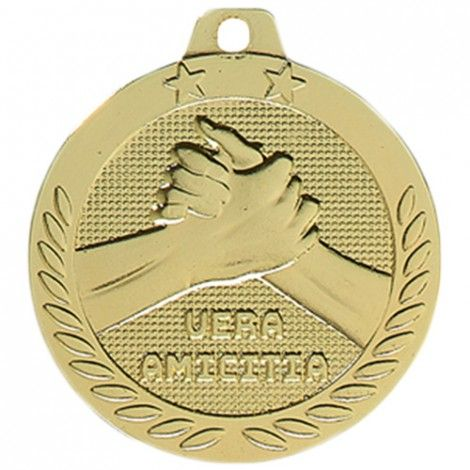 Médaille Fair-play Or 40 mm France Sport