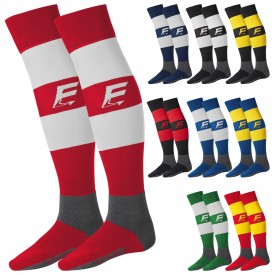 Chaussettes Rayées - Force XV F60RAYES